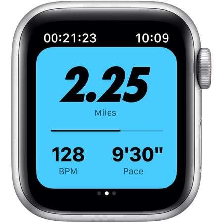 Smartwatch Apple Watch Nike SE 40mm GPS Cellular Silver