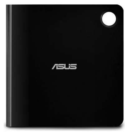 Unitate optica externa Asus SBW-06D5H-U Blu-Ray USB 3.1 Black
