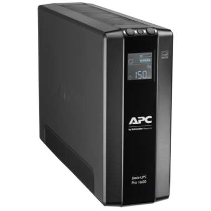 UPS APC BR1600MI 1600 VA Black