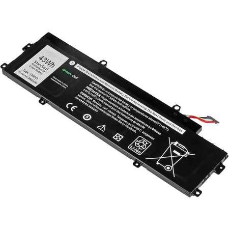 Baterie laptop Generic compatibila Dell 3873mAh Black