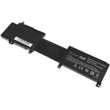 Baterie laptop Generic compatibila Dell 3900mAh Black