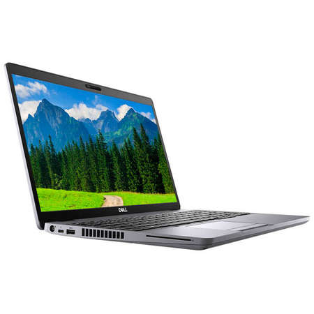 Laptop Dell Latitude 5510 15.6 inch FHD Intel Core i5-10210U 8GB DDR4 256GB SSD Windows 10 Pro 3Yr BOS Silver