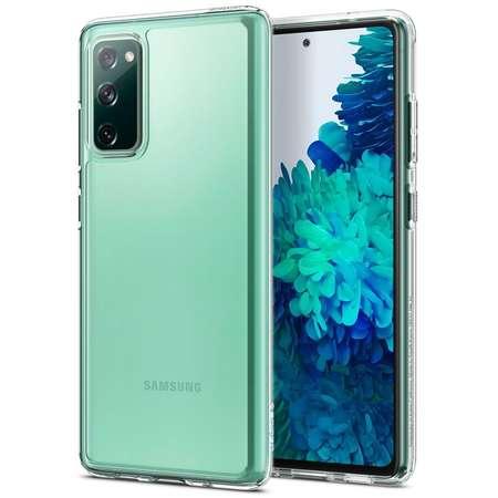 Carcasa Spigen Ultra Hybrid Samsung Galaxy S20 FE Crystal Clear