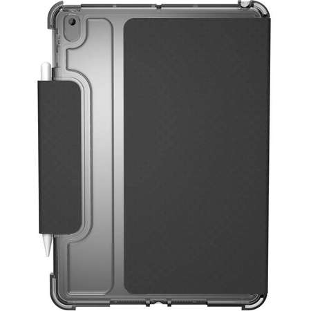 Husa UAG U Lucent iPad 7/8 10.2 inch (2019/2020) Black/Ice