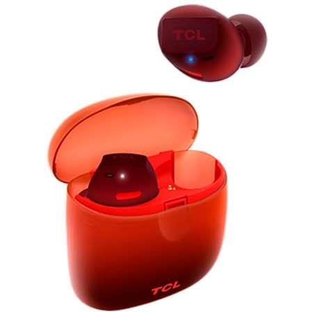 Casti Bluetooth TCL SocL500TWS Sunset Orange
