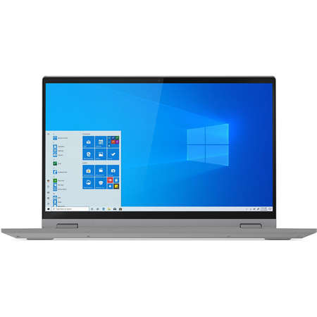Laptop Lenovo IdeaPad Flex 5 15IIL05 15.6 inch UHD Touch Intel Core i5-1035G1 8GB DDR4 512GB SSD Windows 10 Home Platinum Grey