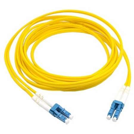 Pigtail Commscope LC - LC 3m Yellow