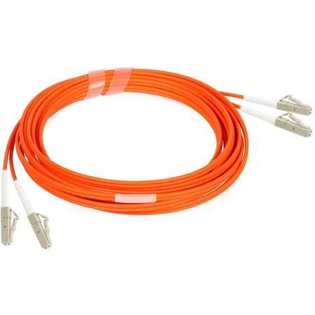 Pigtail Commscope LC - LC 2m Orange
