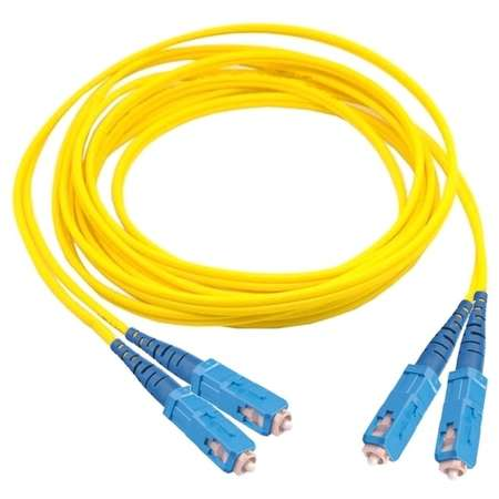 Pigtail Commscope SC - SC 2m Yellow