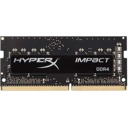 Memorie laptop Kingston HyperX Impact 16GB (1x16GB) DDR4 2400MHz CL15
