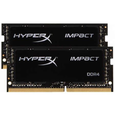 Memorie laptop Kingston HyperX Impact 32GB (2x16GB) DDR4 3200MHz CL20 Dual Channel Kit