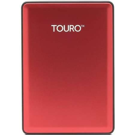Hard disk extern WD Touro S 1TB USB 3.0 2.5 inch Red