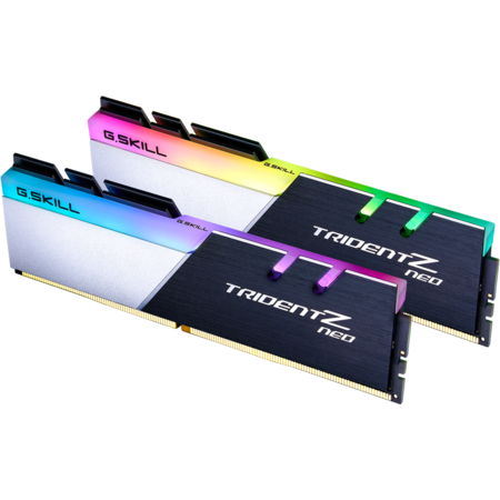 Memorie GSKill Trident Z Neo for AMD 128GB (4x32GB) DDR4 3600MHz CL16 Dual Channel Kit