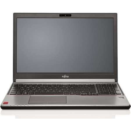 Laptop Fujitsu Lifebook E754 15.6 inch FHD Intel Core i5-3230M 4GB DDR3 320GB HDD HD Graphics Windows 8 Silver