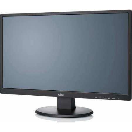 Monitor LED Fujitsu E24T-7 Pro 24 inch 5ms Black