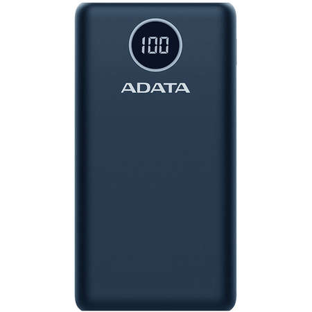 Acumulator extern A-DATA P20000QCD 20000 mAh Blue
