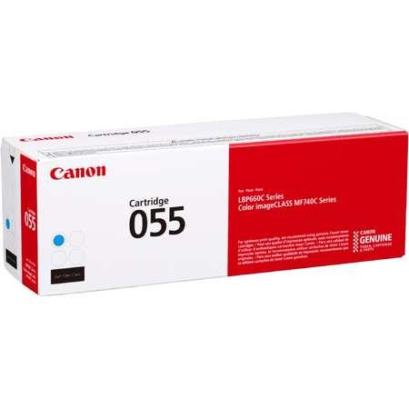Cartus Toner Canon 3015C002AA Capacitate 2100 pagini Cyan