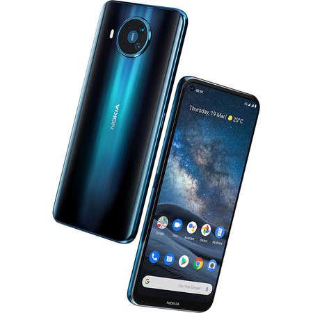 Telefon mobil Nokia 8.3 128GB GB RAM Dual Sim 5G Blue