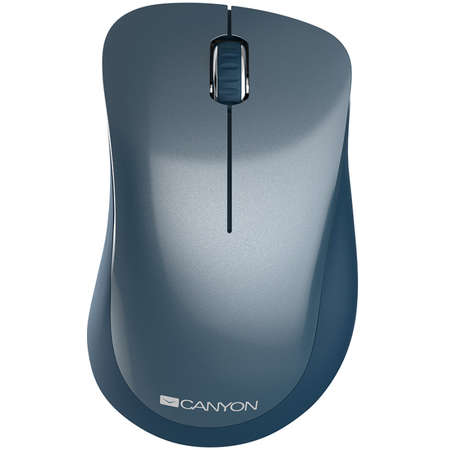 Mouse Wireless Canyon CNE-CMSW11BL Blue