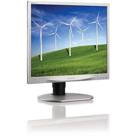Monitor LED Philips 19B4LCS5/00 19 inch 5ms Silver Black