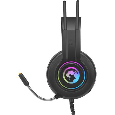 Casti Gaming Marvo HG8935 Black
