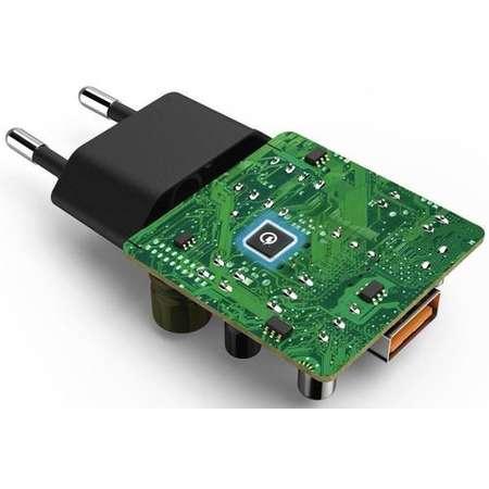 Incarcator retea Hama 178393 USB Type-C 3A QC 3.0+ 1.5 m Negru