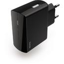 Incarcator retea Hama 183258 Essential Line USB 2.4A Negru