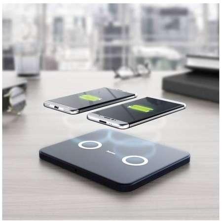 Incarcator Wireless Hama 173666 Twin Negru