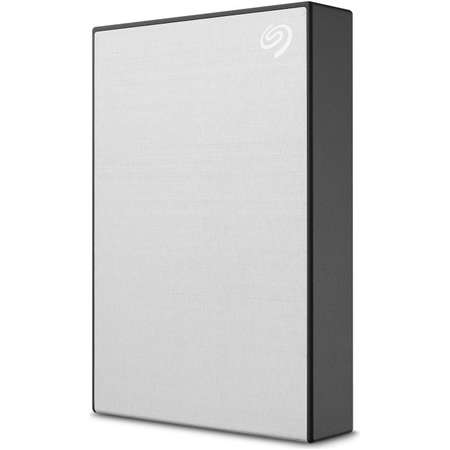 Hard disk extern Seagate One Touch Potable 2TB 2.5 inch USB 3.0 Silver