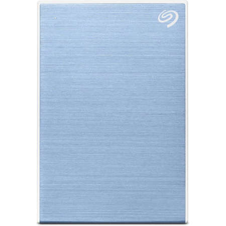 Hard disk extern Seagate One Touch Potable 2TB 2.5 inch USB 3.0 Blue