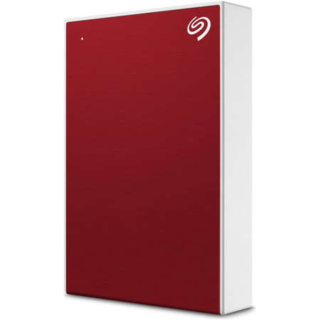 Hard disk extern Seagate One Touch Potable 5TB 2.5 inch USB 3.0 Red