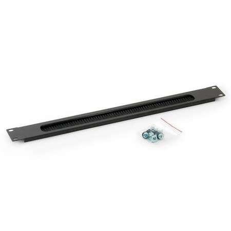 Panou cablu cu perie Triton 19 inch 1U Black