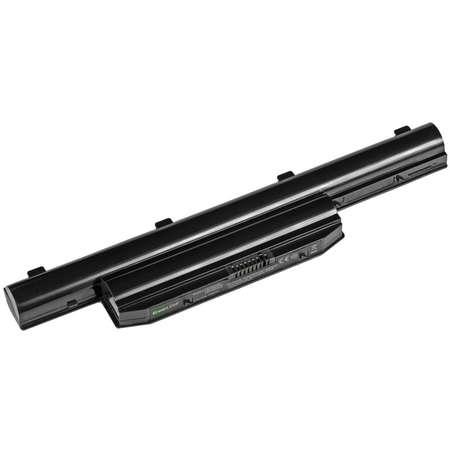 Baterie laptop Generic compatibila Fujitsu-Siemens 4400mAh Black
