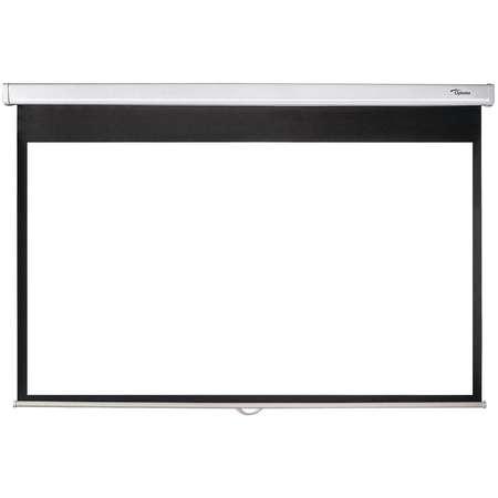 Ecran de proiectie Optoma DS-9084PMG+ 84 inch 186x104.5cm Matte White