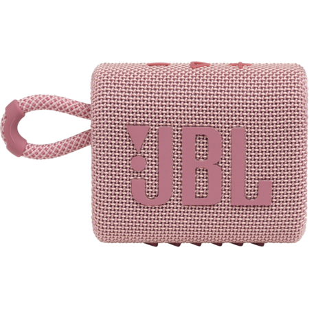 Boxa portabila JBL Go 3 Pink