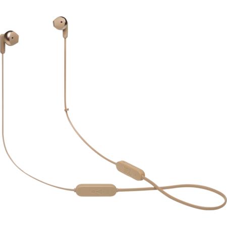 Casti Wireless JBL Tune 215BT Gold