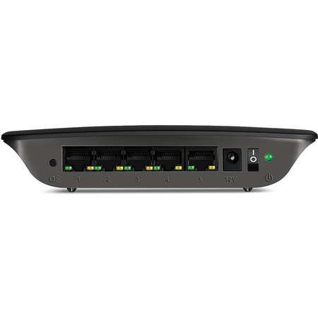 Switch Linksys SE2500-EU 5 porturi Black