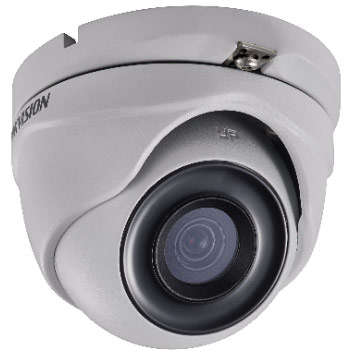 Camera supraveghere Hikvision TurboHD Dome 2MP 2.8MM IR 20M