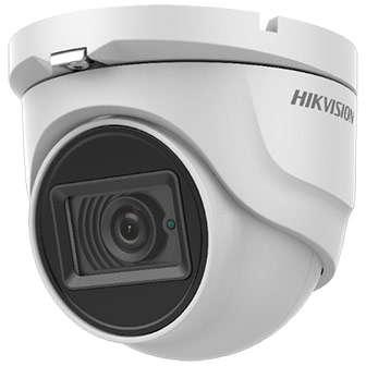 Camera supraveghere Hikvision Turbo HD Dome 5MP 2.8MM IR20M