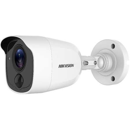 Camera supraveghere Hikvision Turbo HD PIR Bullet 2MP IR20M 2.8MM