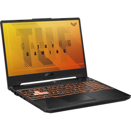 Laptop ASUS TUF Gaming F15 FX506LU-HN052 15.6 inch FHD 144Hz Intel Core i5-10300H 8GB DDR4 256GB SSD nVidia GeForce GTX 1660 Ti 6GB Black