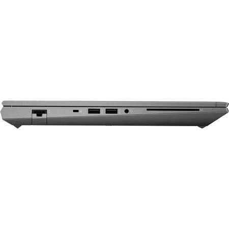 Laptop HP Zbook 15 G7 15.6 inch FHD Intel Core i7-10750H 32GB DDR4 1TB SSD nVidia Quadro T2000 4GB FPR Windows 10 Pro Dark Ash