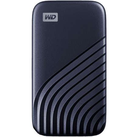SSD Extern WD My Passport 1TB 2.5 inch USB 3.2 Blue