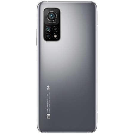 Telefon mobil Xiaomi Mi 10T Pro 128GB 8GB RAM Dual Sim Fizic 5G Silver