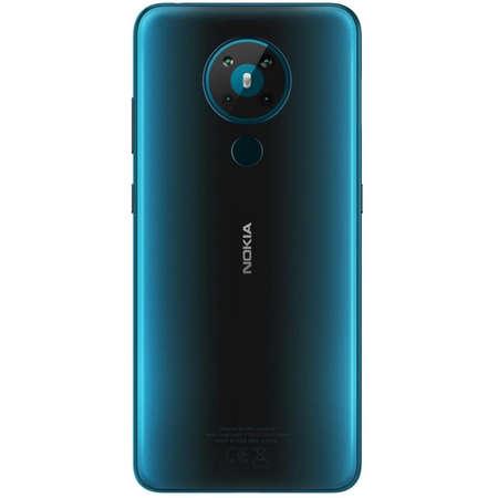Telefon mobil Nokia 5.3 64GB 4GB RAM Dual SIM 4G Cyan