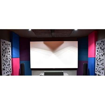 Ecran de proiectie Visual Experience White Reference 221x124cm Matte White