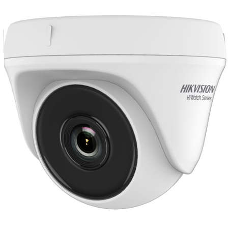 Camera supraveghere Hikvision HiWatch Turbo HD Dome 4MP 2.8MM IR20M