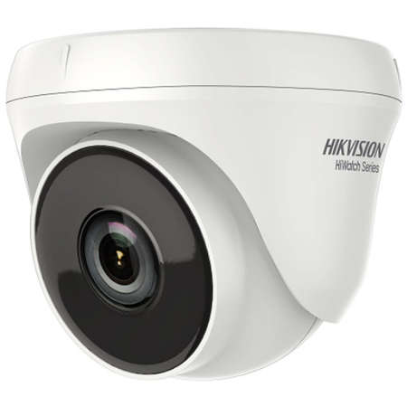 Camera supraveghere Hikvision HiWatch Turbo HD Dome 4MP 2.8MM IR40M