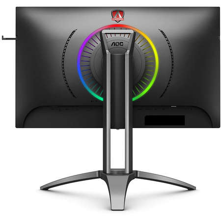 Monitor LED Gaming AOC AG273QXP 27 inch QHD Nano IPS 1ms 165Hz Black