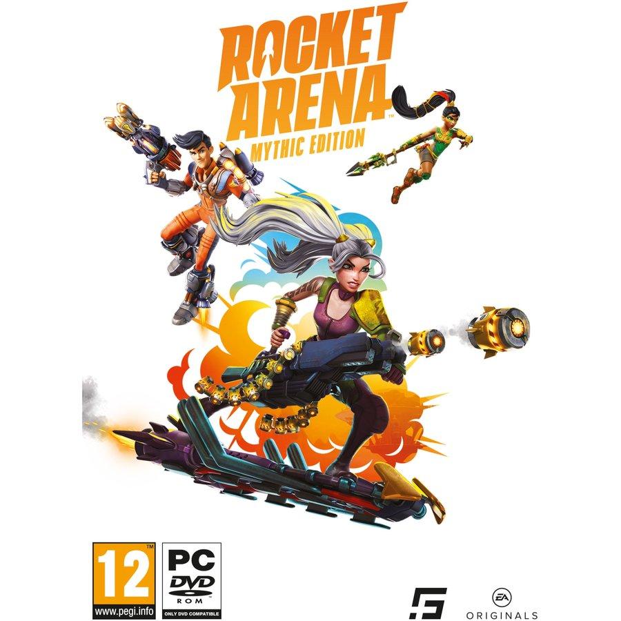 Joc PC Rocket Arena Mythic Edition PC Cz/Hu/Ro
